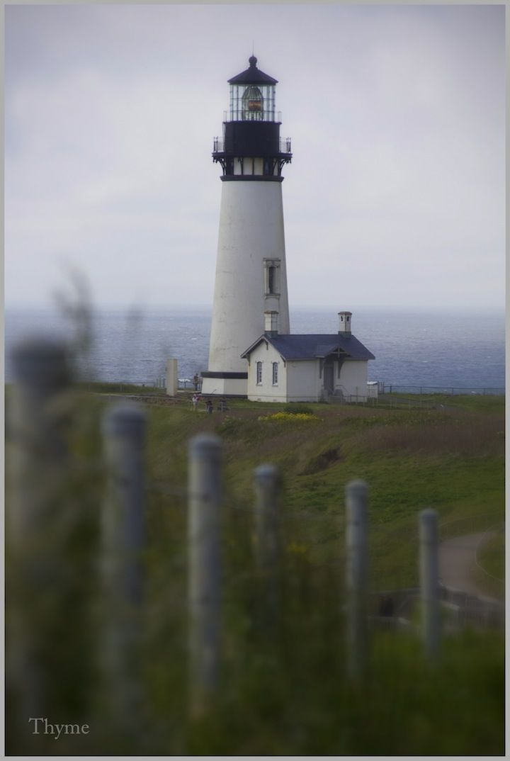 Yaquina Lighthouse in Newport Oregon to visit