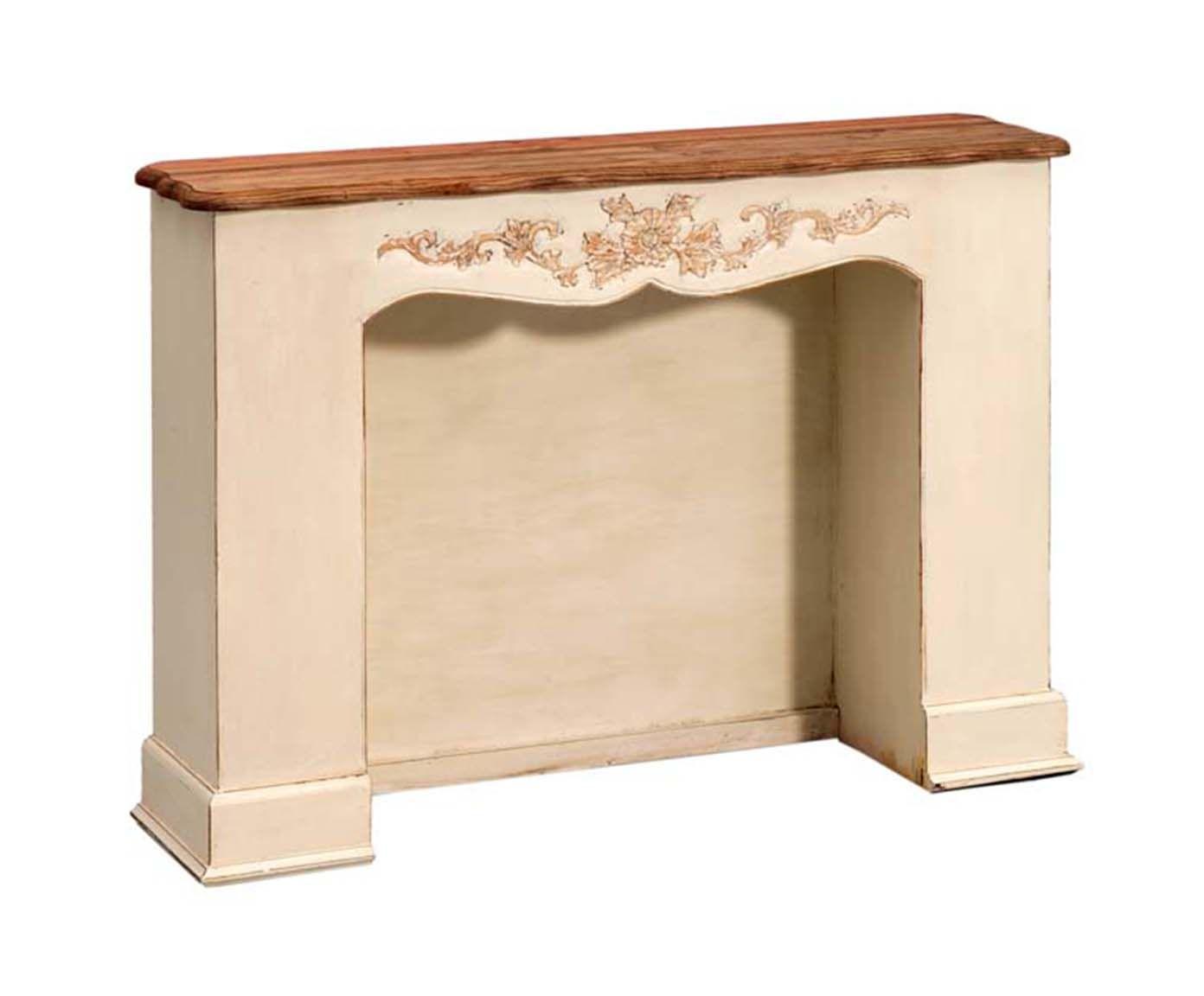 Falsa chimenea furniture meubles pinterest chimenea for Como hacer una chimenea falsa