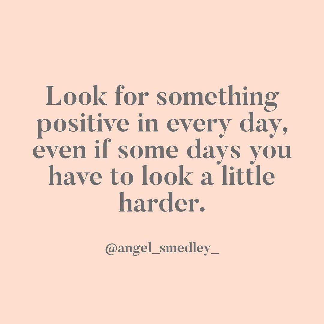 """Angel Smedley on Instagram: """"Wednesday wisdom! #positivevibes #wednesdaywisdom #positivity #positiveenergy"""""""