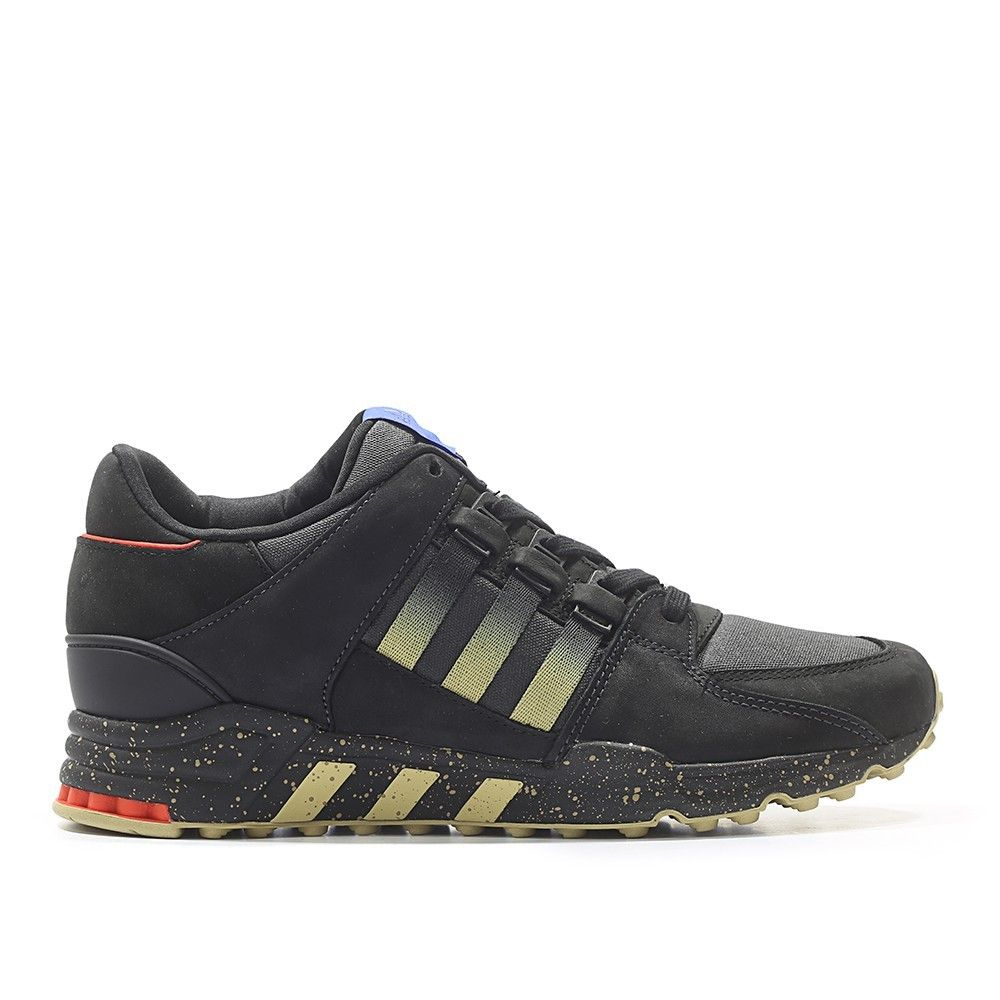 detailed look a4661 5b087 Adidas Consortium x HAL EQT Equipment Running Support 93 NoirLumière  Marron  superstarvente.fr