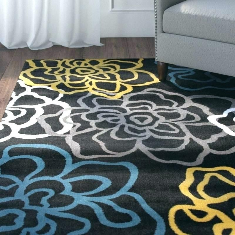 Brainy Gray Rug Target Figures Lovely Or Yellow Fantastic Area And