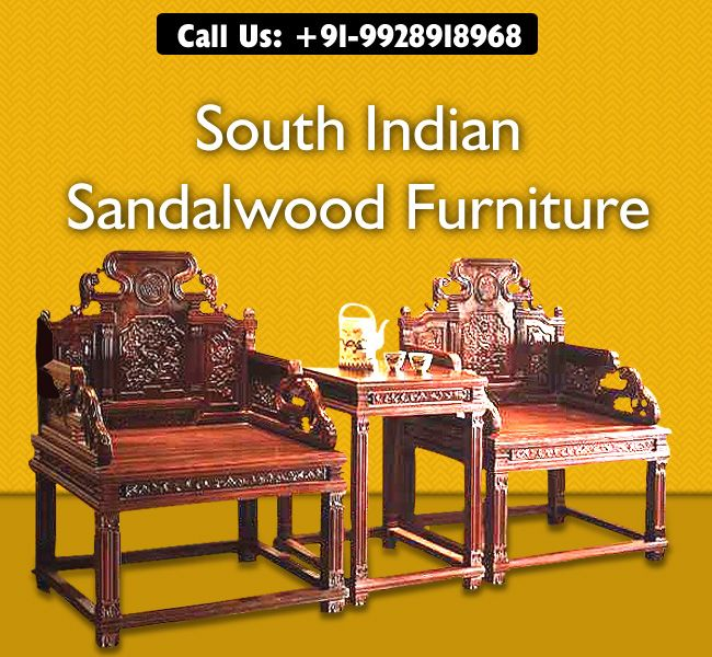 Purchase High Quality South Indian Sandalwood Furniture