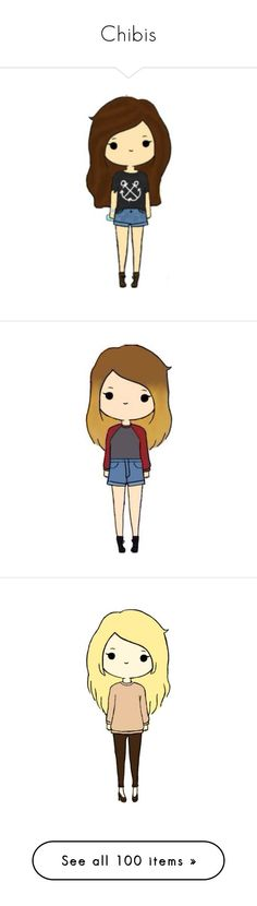 Cute Easy Drawings Of People