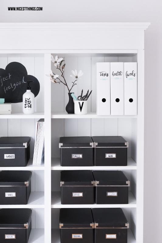 diy ordner selbst gestalten ausmisten projectfeelgood workspaces pinterest ordner. Black Bedroom Furniture Sets. Home Design Ideas