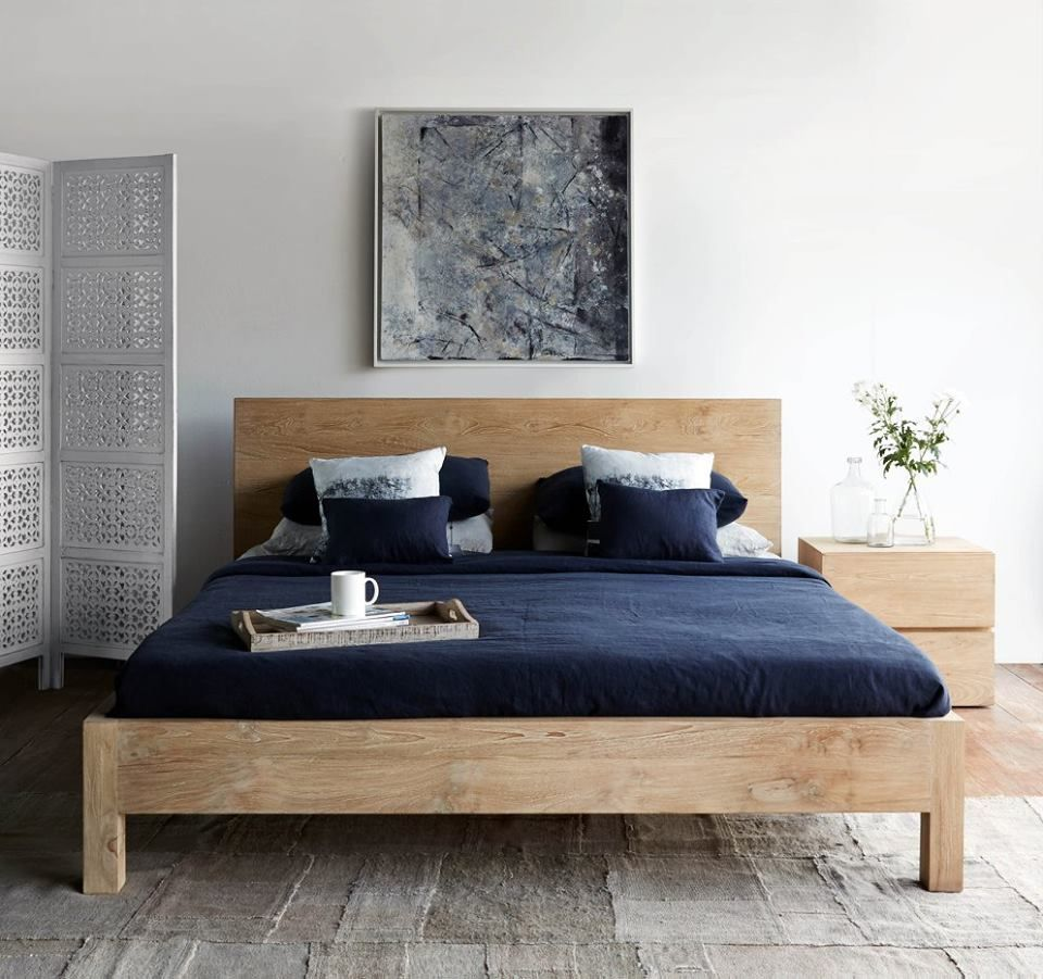 Wake Up To A Cozy Morning Everyday On Our Priuli Bed Shop Now