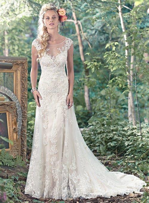 KleinfeldBridal.com: Maggie Sottero: Bridal Gown: 33285677: A-Line ...