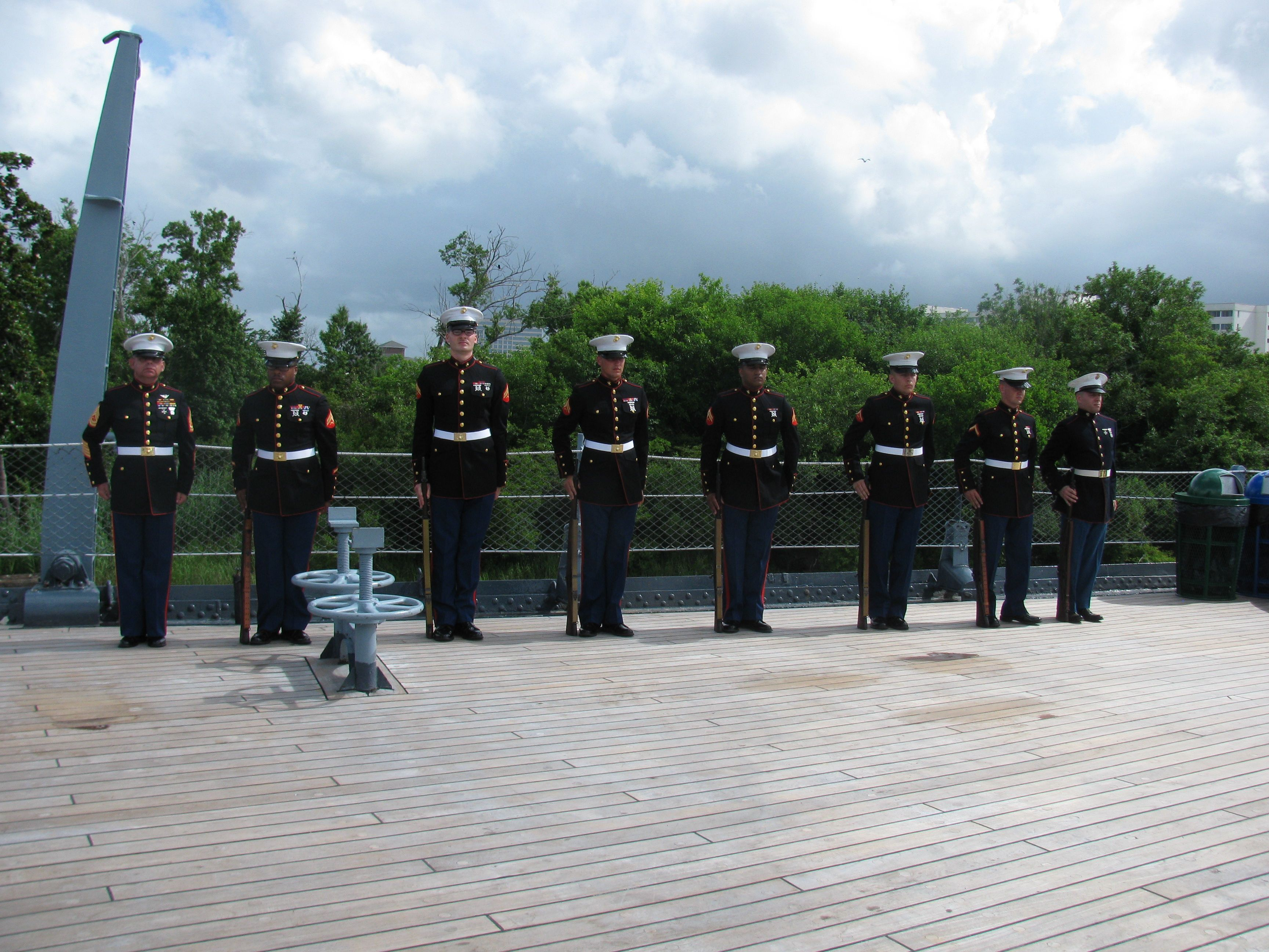 USS North Carolina Battleship Wilmington NC's Historic
