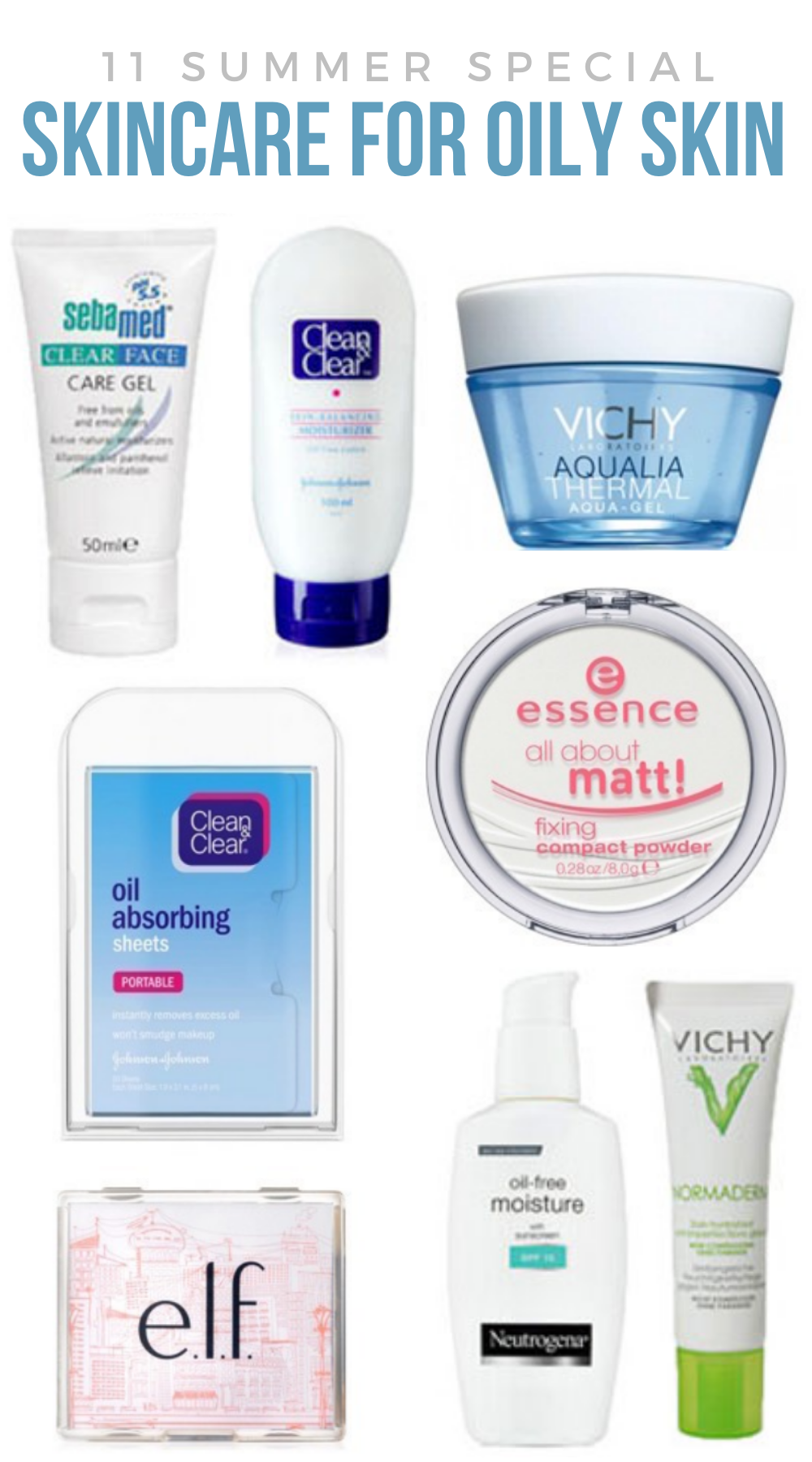 11 Crucial Summer Skincare For Oily Skin Mustn T Avoid Skincare For Oily Skin Oily Skin Summer Skincare