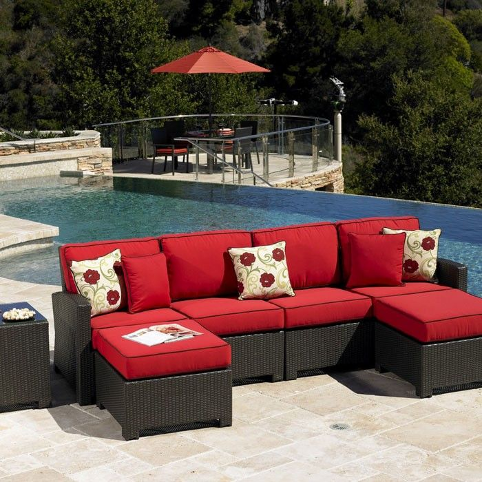 NorthCape International Cabo Deep Seating Set - Deep Seating