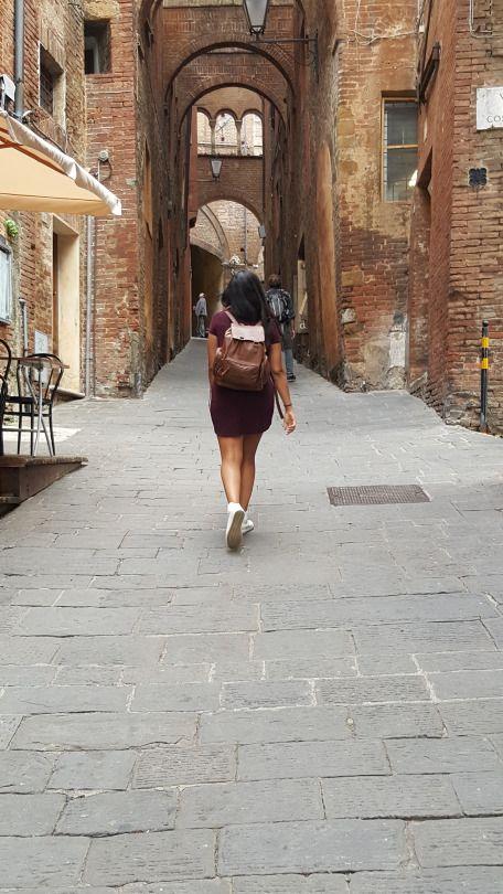 """A Tuscan Adventure Through My Eyes"""