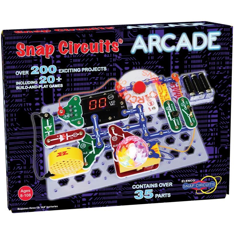 Snap Circuits Arcade Products Snap Circuits Best Kids