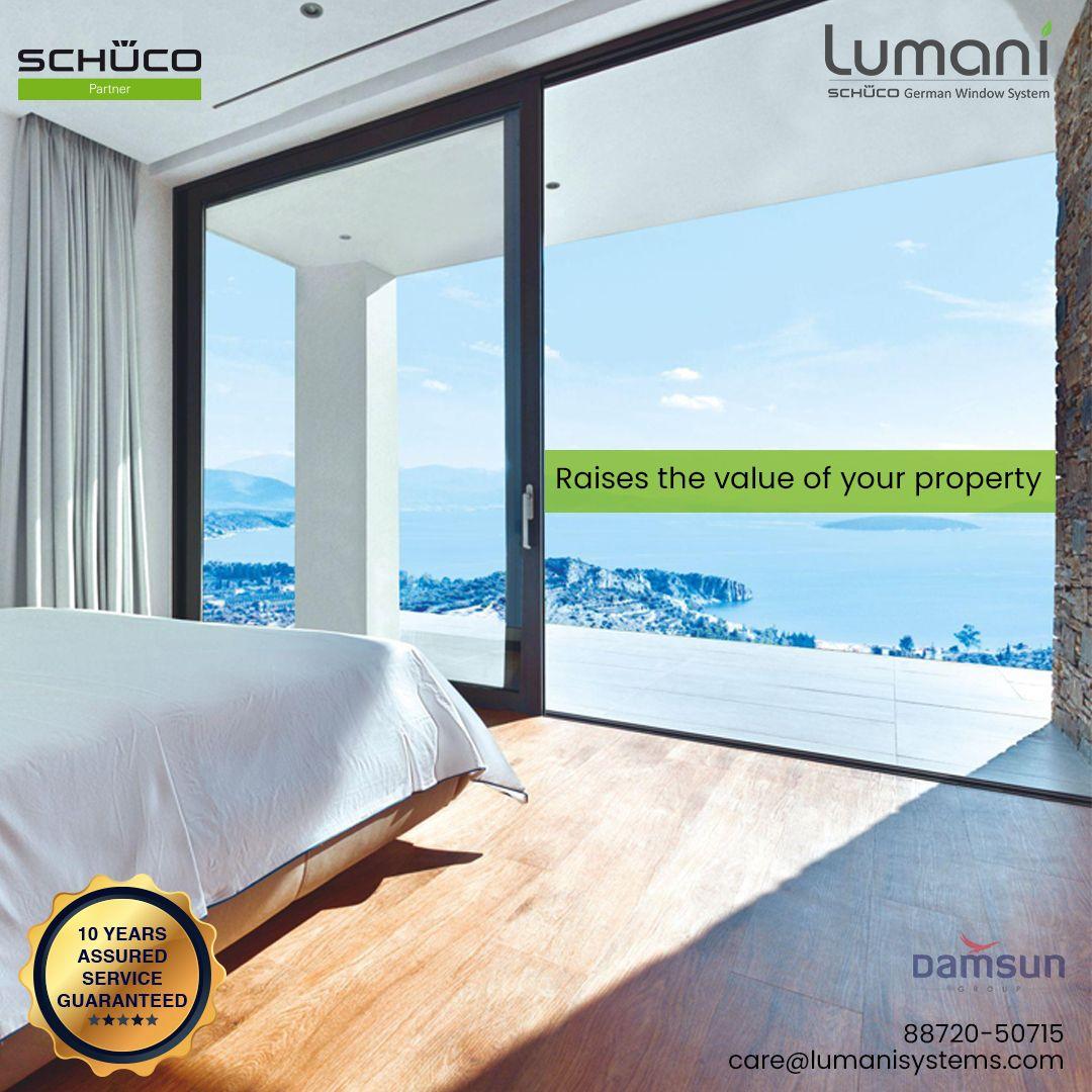 Lumani in 2020 Windows, Aluminium doors, Soundproof windows