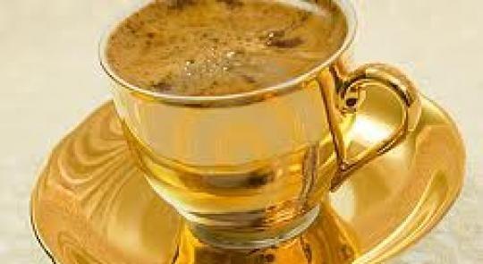 Gouden Kopje Koffie