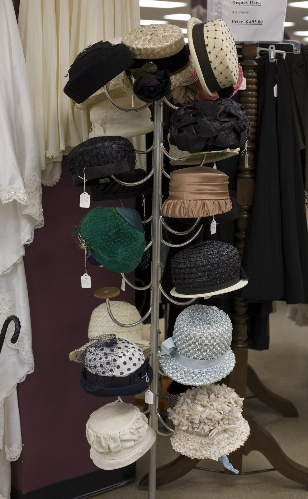 Old Hats Vintage Outfits Hat Hairstyles Cute Hats