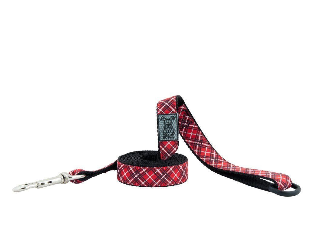 Rc Pet Products Dog Leash Red Tartan Check Out The Image By Visiting The Link This Is An Amazon Affiliate Link Tartan Dog Dog Leash Pets