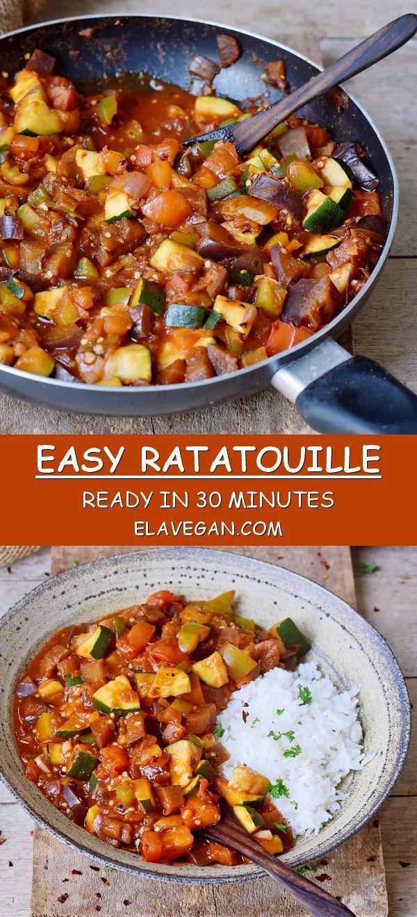 Easy Ratatouille Recipe images