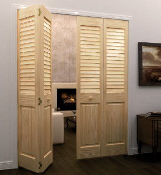 louvered bifold doors. Bifold Doors Louvered Top Solid Wood Bottom - Google Search I