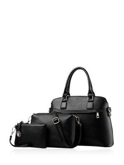 Zip Design Tote Bag For Women #womensfashion #pinterestfashion #buy #fun#fashion