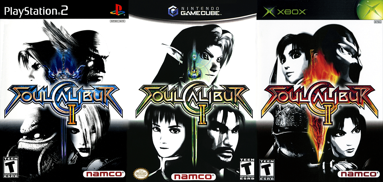 15th Anniversary Soul Calibur Ii By Project Soul Retro Gamer