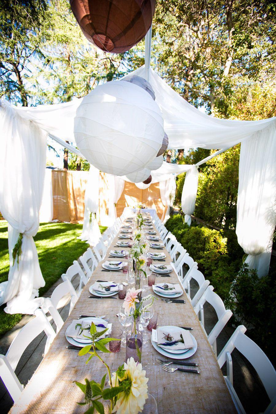 DIY Studio City Wedding from Callaway Gable  Read more - http://www.stylemepretty.com/california-weddings/2013/08/20/diy-studio-city-wedding-from-callaway-gable/