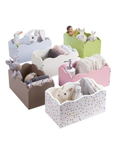 bo te de rangement unie vertbaudet enfant http www. Black Bedroom Furniture Sets. Home Design Ideas