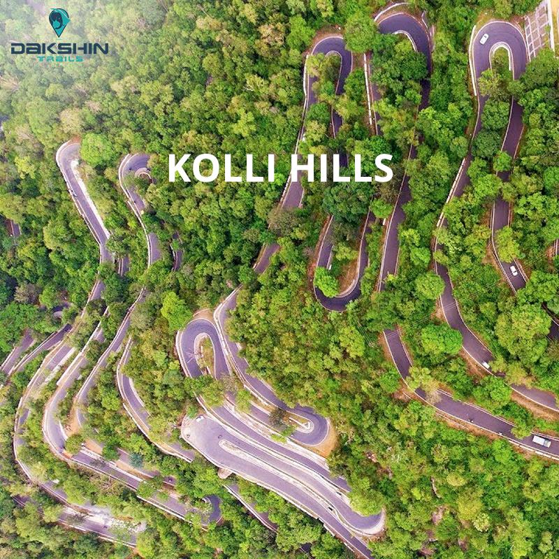 Image result for kolli malai hills