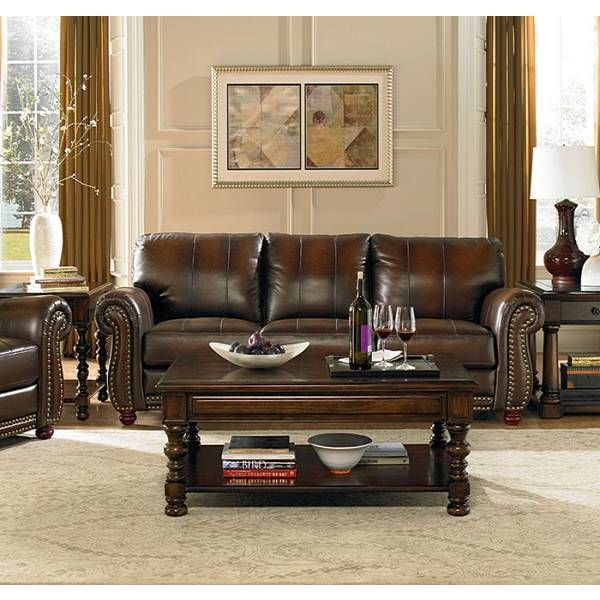 Shop For Westbury Canyon Sofa, And Other Living Room Sofas At Star  Furniture TX. Classic Details Like Nail Head Trim, Roll Arms And Vertical  Stitching Give ...