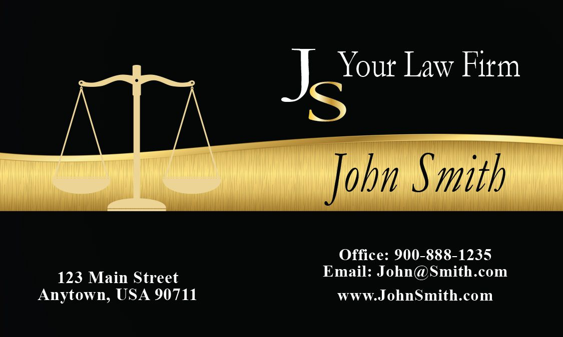 Most Creative Attorney Business Card - Design #401311 | psd ...