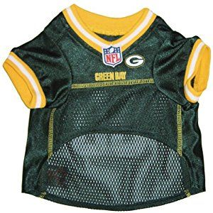 hot sale online 6d909 65bb3 NFL Green Bay Packers Jersey for ma pupper. | Teams | Green ...