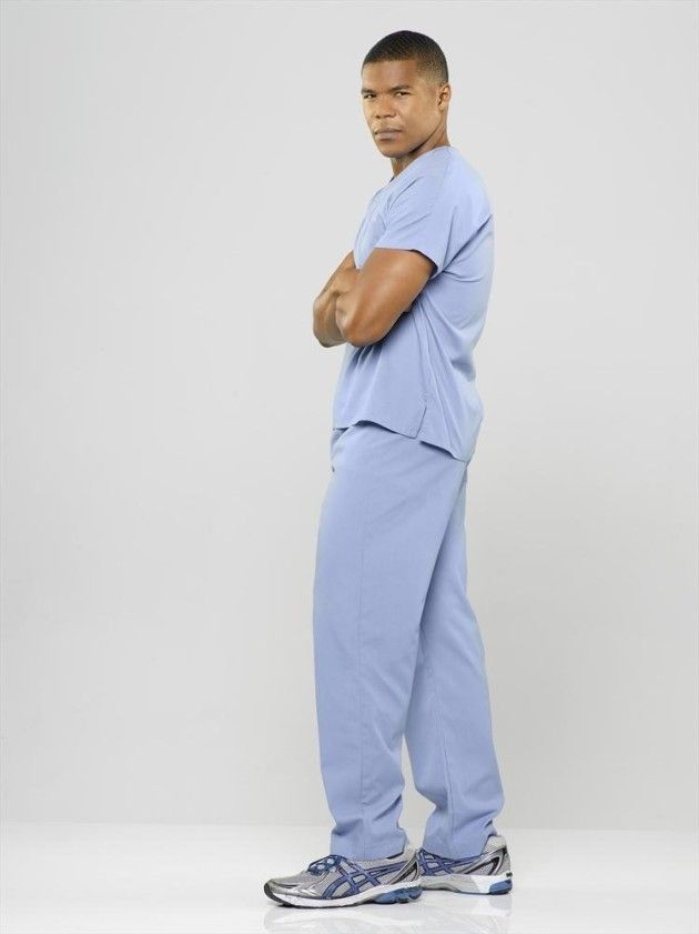 Grey\'s Anatomy Cast Scrubs in for New Promotional Photos | Grey\'s ...