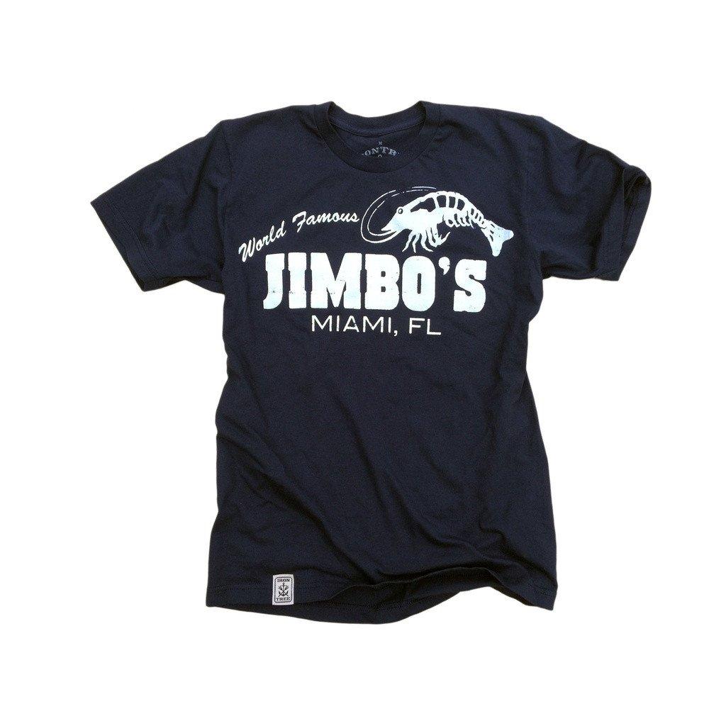 Jimbo's Shrimp: Fine Jersey Short Sleeve T-Shirt