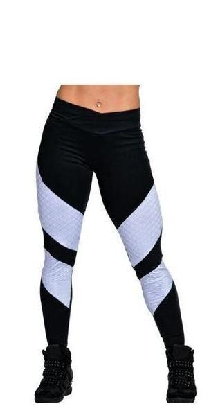 e20e78faf40e37 Butt scrunch breathable white & pink leggings | AWESOME brazilian ...