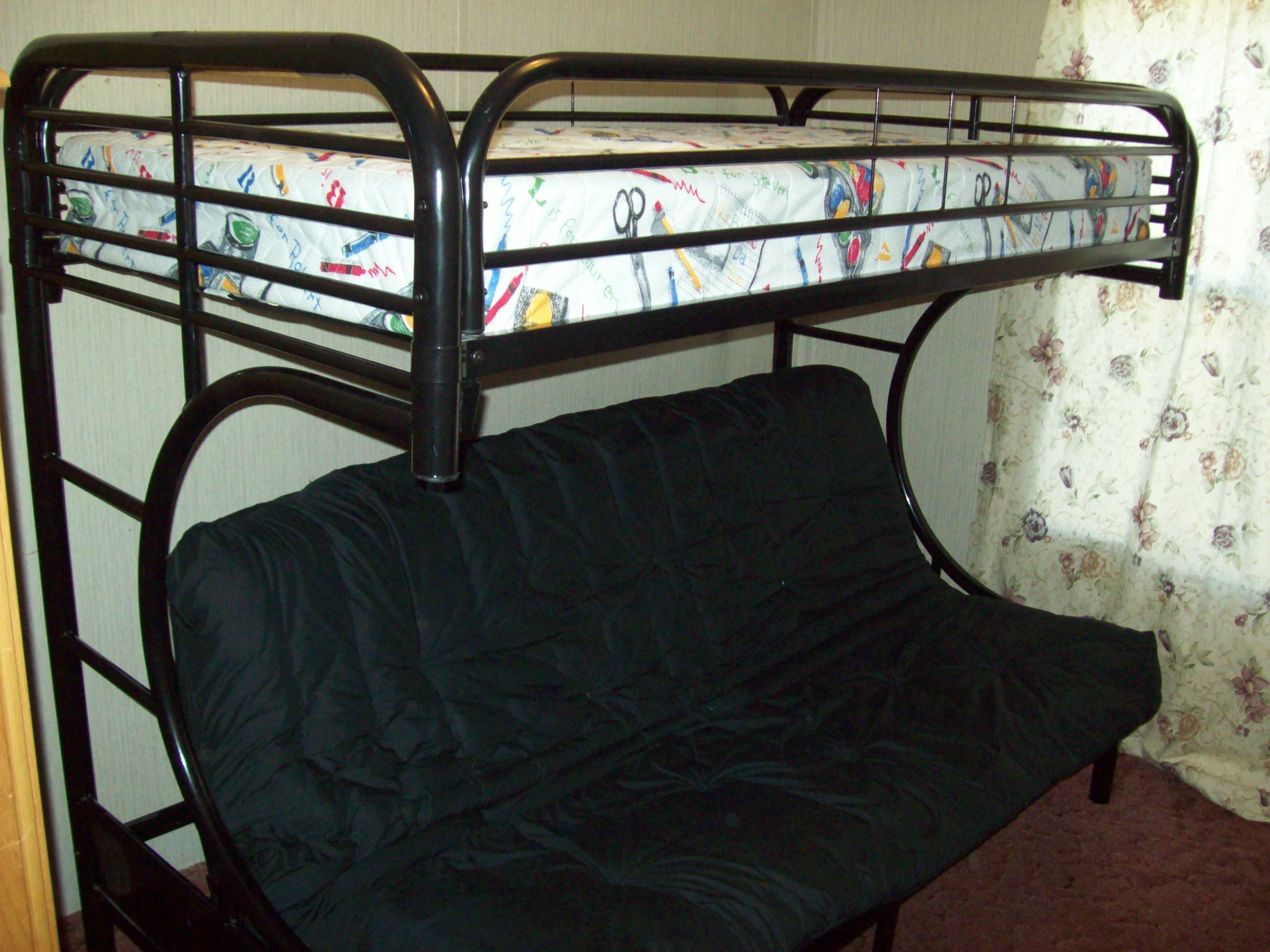 Fouton Bunk Bed Used In Very Nice Shape In Oldgmmuscle S