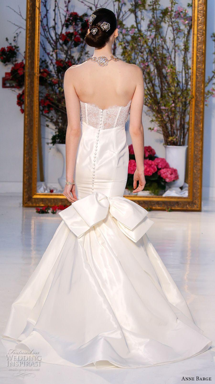 Anne barge spring wedding dresses in wedding dressess