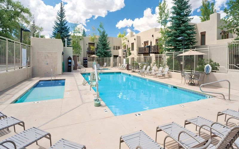Wyndham Taos Pool Stay at Wyndham Taos in Taos, New Mexico. Book your vacation on TRIPBOUND.com for up to 50% off published rates and no booking fees!