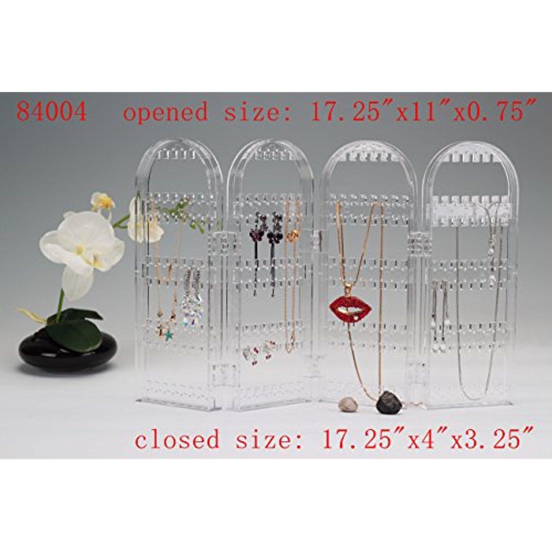 Beauty Acrylic jewelry Organizer Luxury jewelry Acrylic Clear