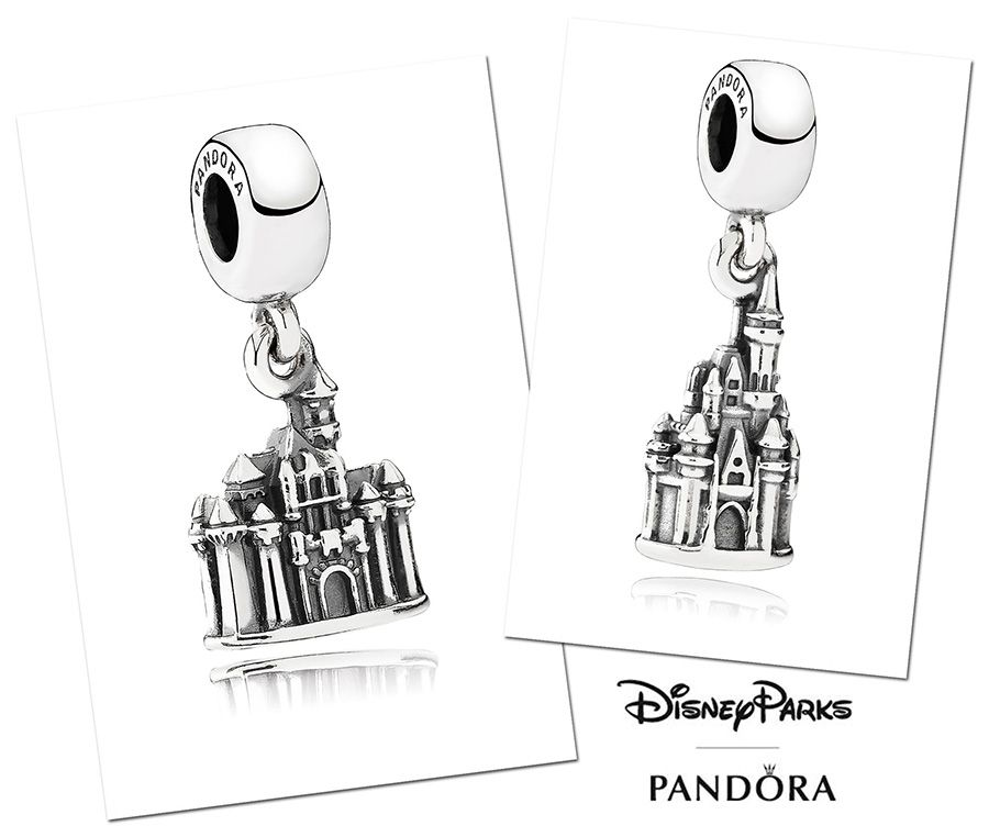 disney world park exclusive pandora charms
