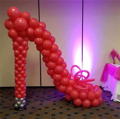 Heel High In ShoeI 42 2019 Am BalloonsBalloon Lanterns HE2D9I