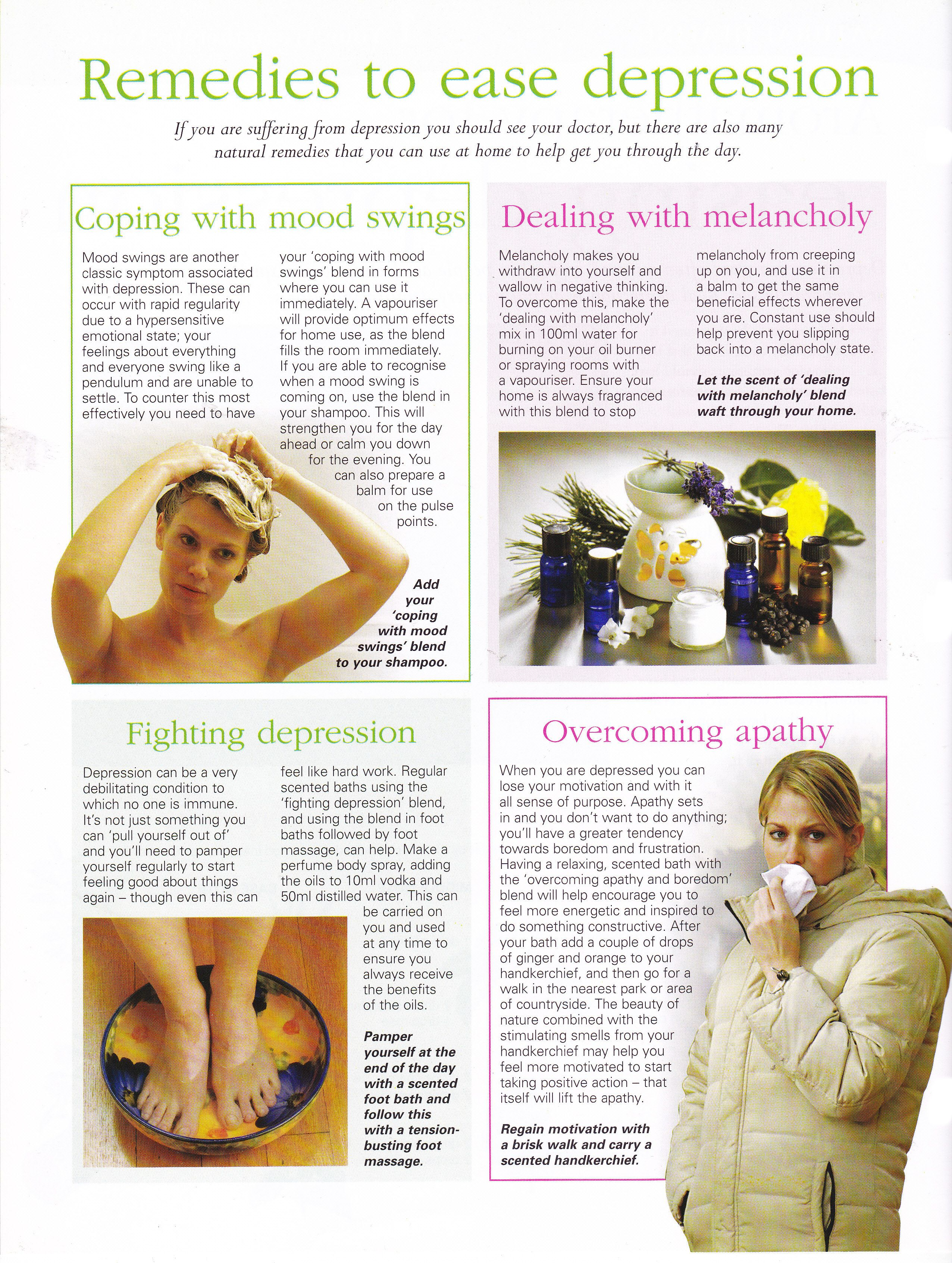 pics Aromatherapy: A Natural Remedy for Depression