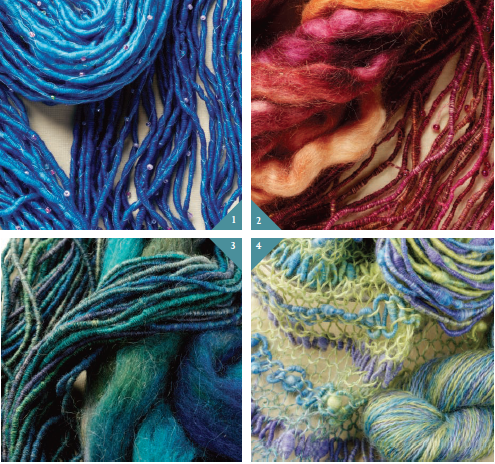 Why spinners should make art yarns