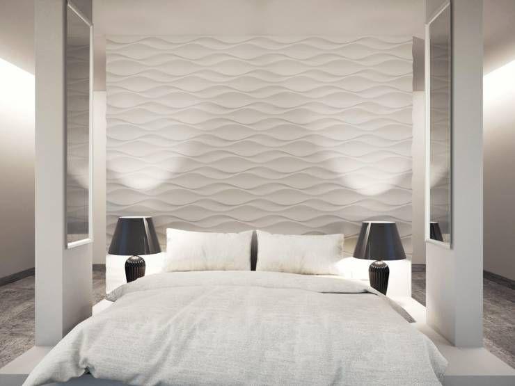 Dekorative 3d Wandpaneele Loft Design System Von Loft Design System Deutschland Wandpaneele Aus Bayern Homify Wandpaneele Schlafzimmer Ideen Schlafzimmer