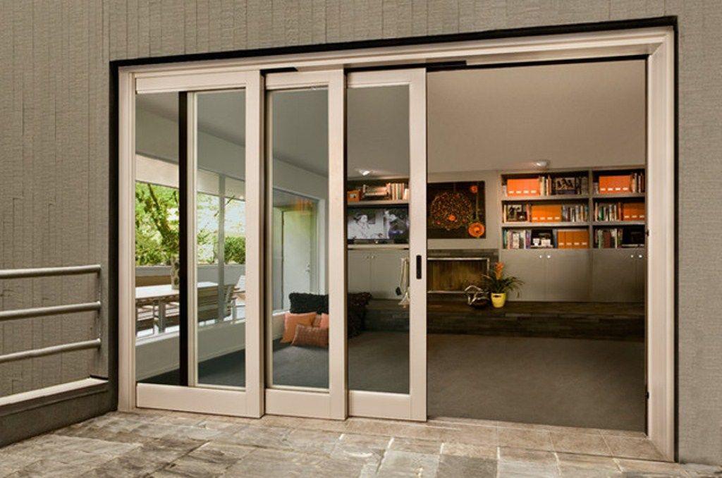 Double door designs photos google search aluminium for Sliding door design ideas
