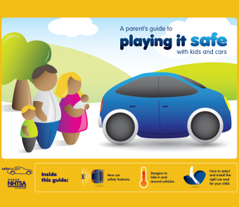 Playing It Safe Guidebook \\ National Highway Traffic Safety ...