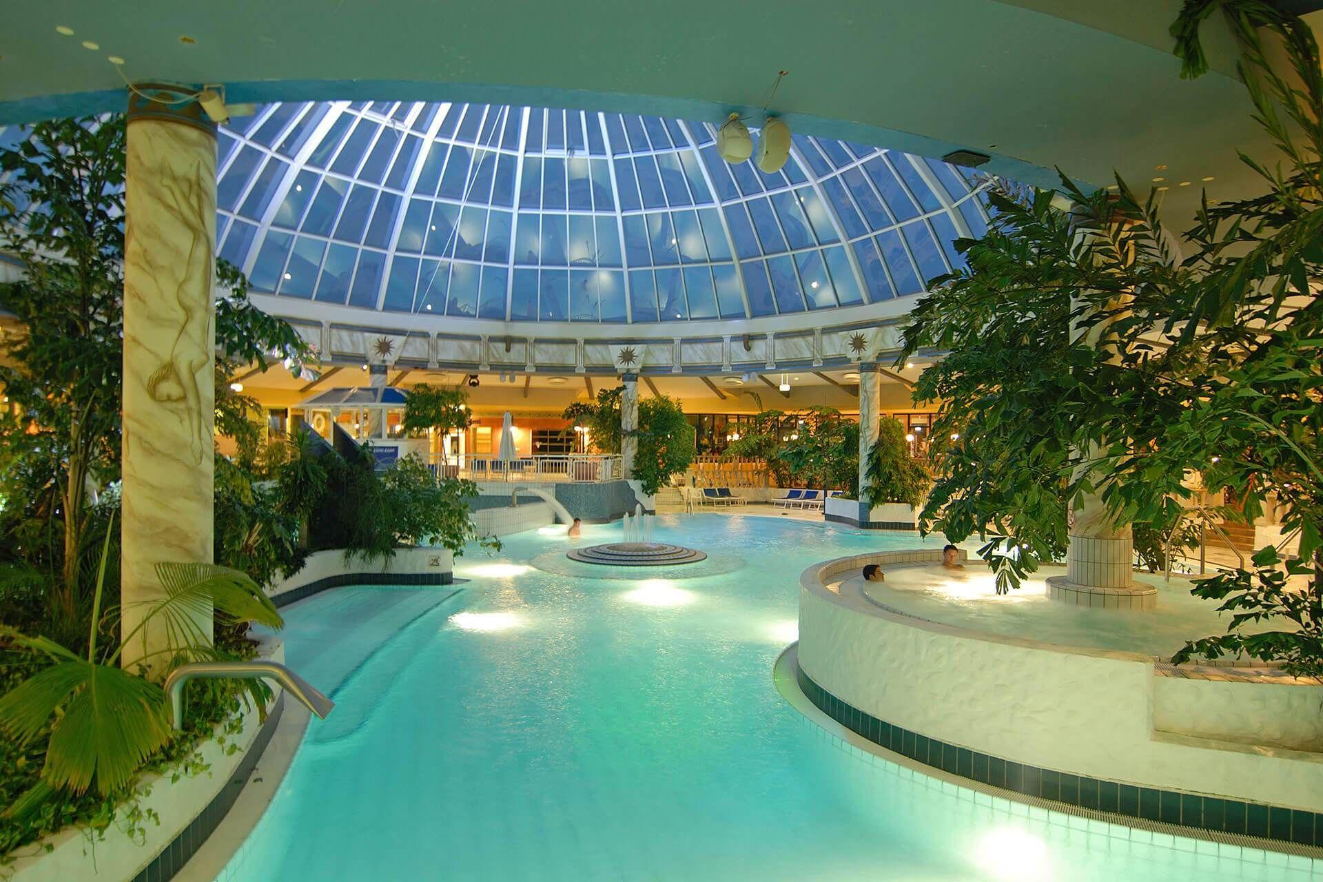 Wellness hotel near Frankfurt Vital Hotel at the thermal
