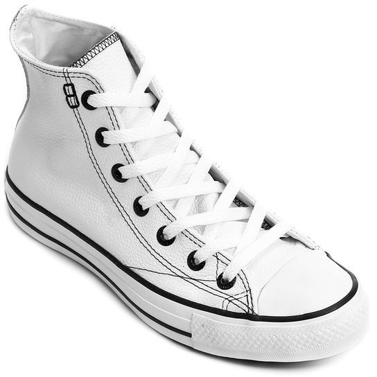 1dcd4d57431 Tênis Converse All Star Ct As European Hi - Branco