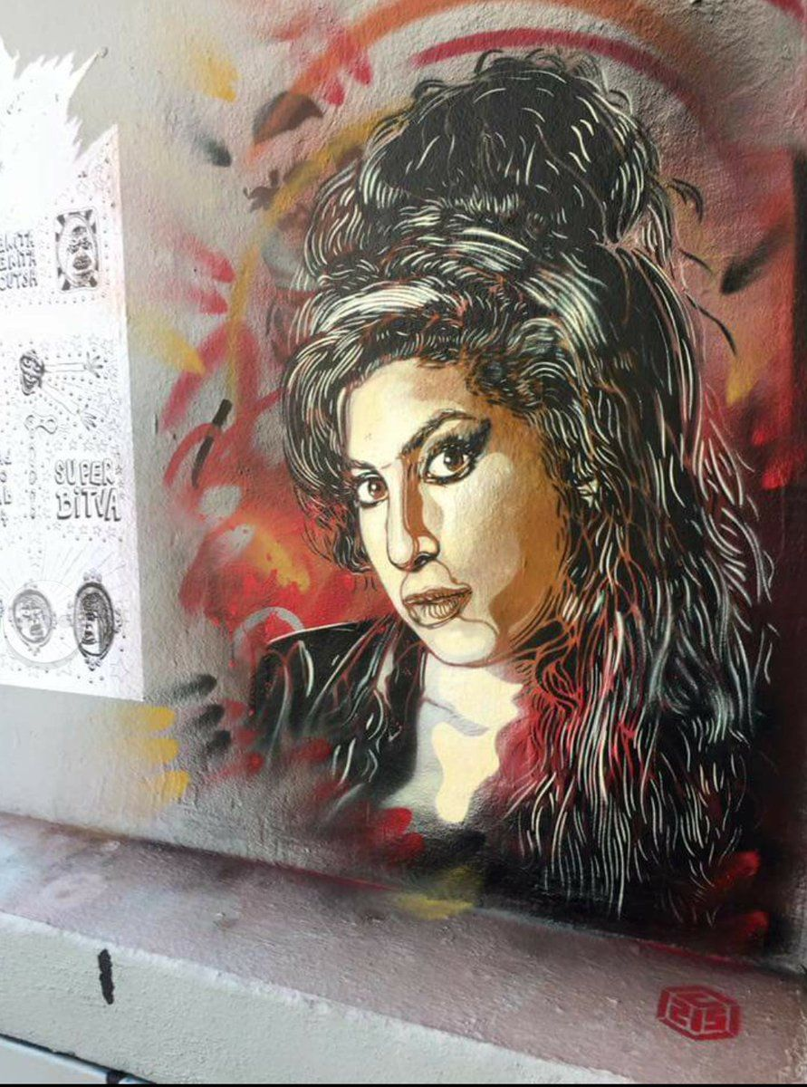 Amy Winehouse by c215