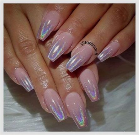 nails design chrome ombre 17 new ideas  ombre acrylic