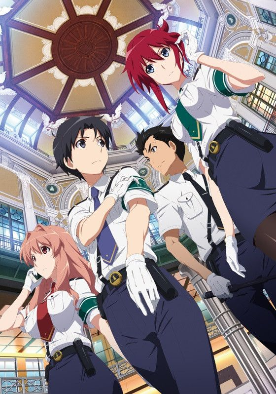 Rail Wars Anime Manga Pinterest Rail Wars Anime And Manga