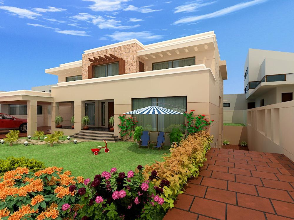 Home Design In Pakistan new houses design in pakistan Pakistani Home Penelusuran Google