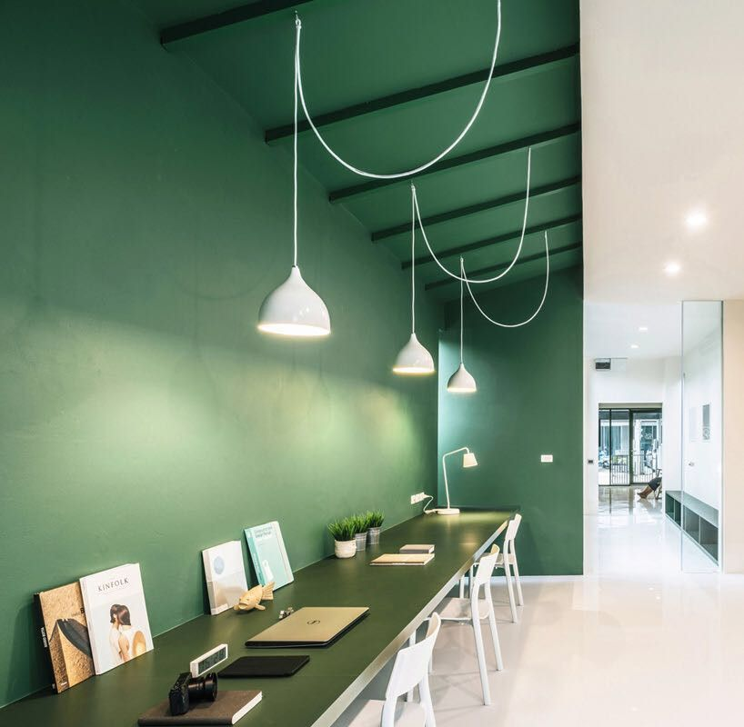 Office Interior Design Inspiration: The Drink Pendant Lamp PL53 In 2019